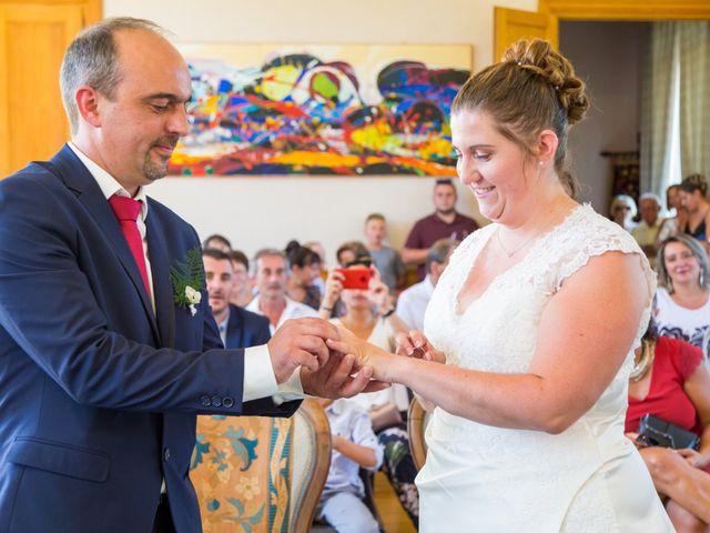 Le mariage de Yannick et Aline à Montignac-Charente, Charente 54