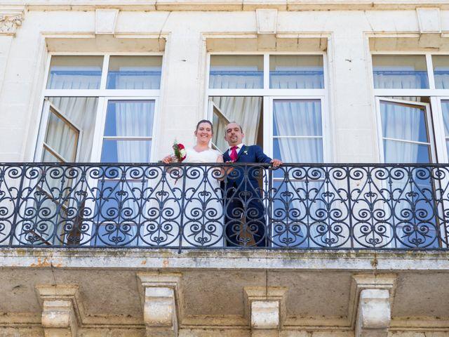 Le mariage de Yannick et Aline à Montignac-Charente, Charente 59