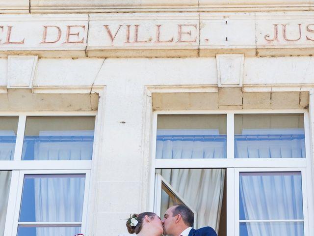 Le mariage de Yannick et Aline à Montignac-Charente, Charente 60