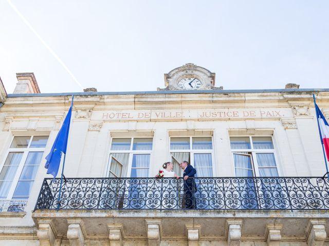 Le mariage de Yannick et Aline à Montignac-Charente, Charente 61