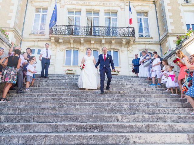 Le mariage de Yannick et Aline à Montignac-Charente, Charente 62