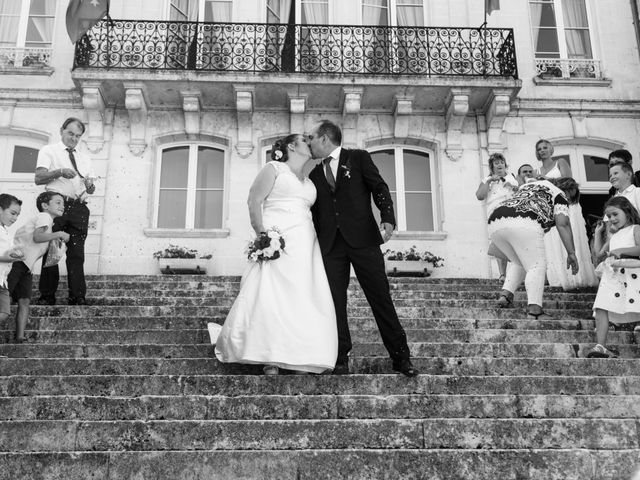 Le mariage de Yannick et Aline à Montignac-Charente, Charente 65
