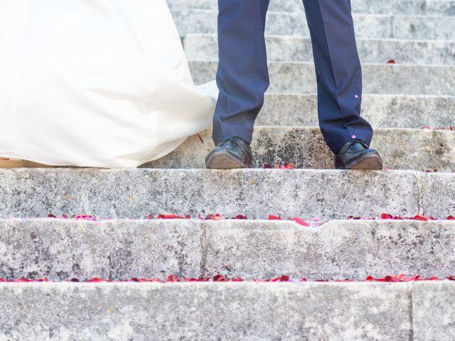Le mariage de Yannick et Aline à Montignac-Charente, Charente 66