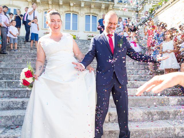 Le mariage de Yannick et Aline à Montignac-Charente, Charente 67