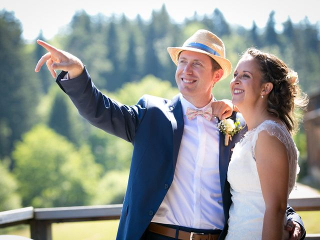 Le mariage de Isoline et Julien