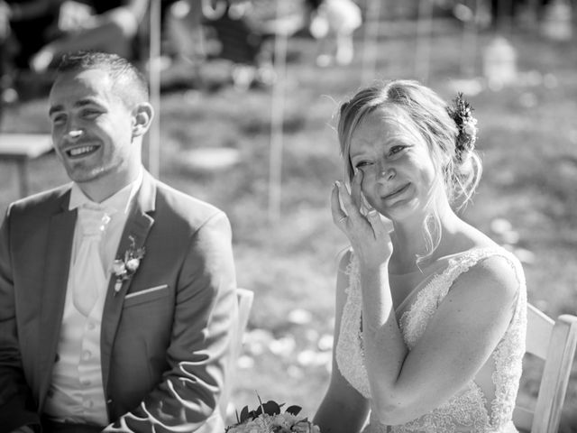 Le mariage de Aurore et Anthony