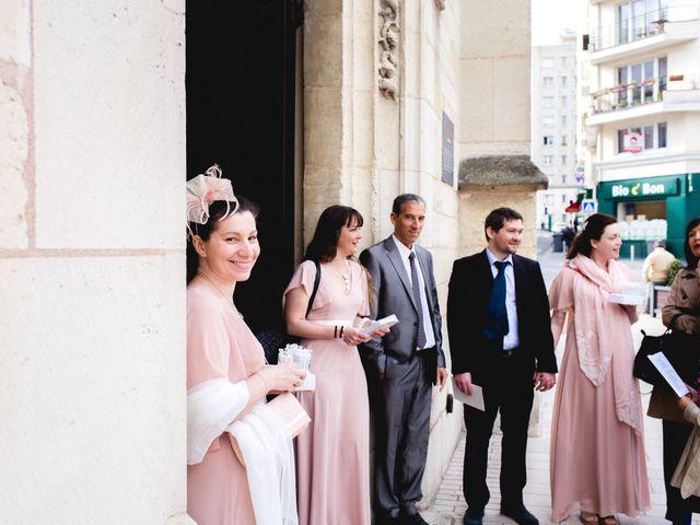 Le mariage de Ludovic et Nathalie à Paris, Paris 8
