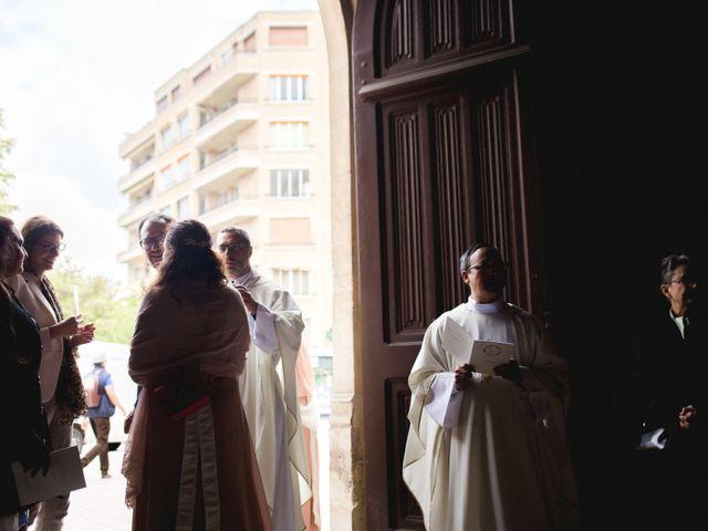 Le mariage de Ludovic et Nathalie à Paris, Paris 9