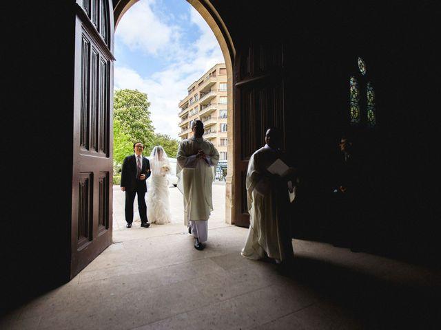 Le mariage de Ludovic et Nathalie à Paris, Paris 10