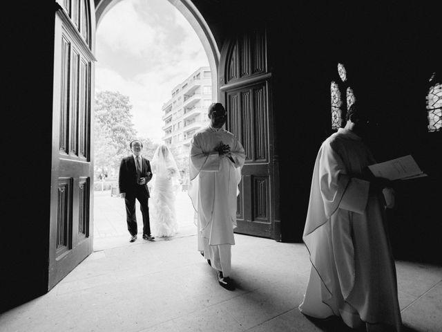 Le mariage de Ludovic et Nathalie à Paris, Paris 1