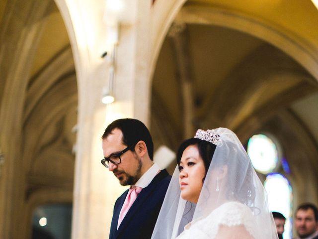 Le mariage de Ludovic et Nathalie à Paris, Paris 13