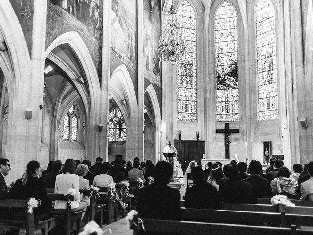 Le mariage de Ludovic et Nathalie à Paris, Paris 14