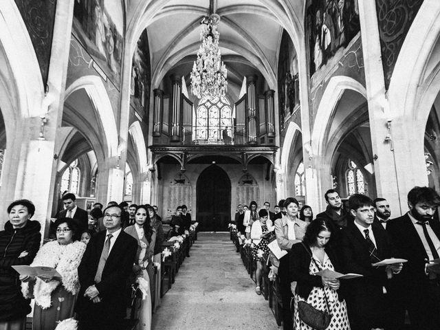 Le mariage de Ludovic et Nathalie à Paris, Paris 16