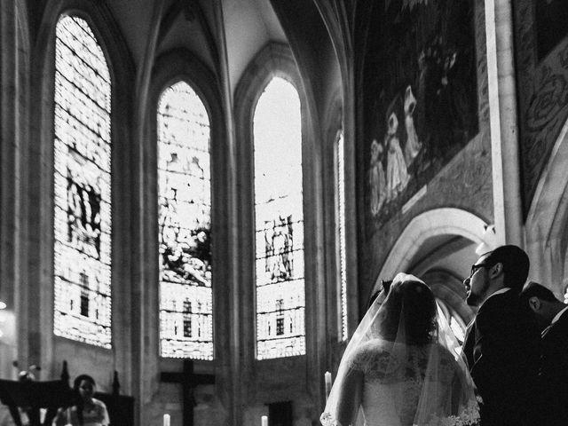 Le mariage de Ludovic et Nathalie à Paris, Paris 17