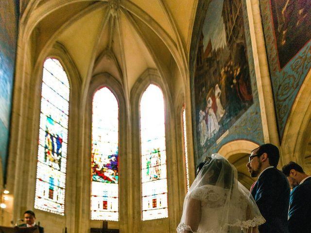 Le mariage de Ludovic et Nathalie à Paris, Paris 18
