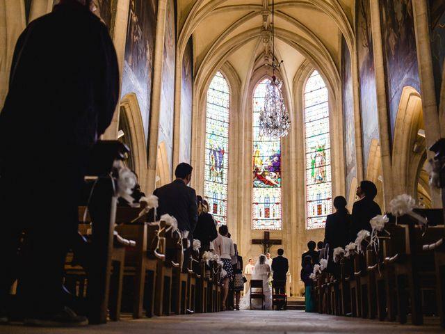 Le mariage de Ludovic et Nathalie à Paris, Paris 20