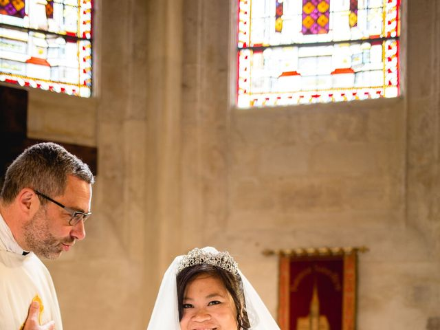 Le mariage de Ludovic et Nathalie à Paris, Paris 21