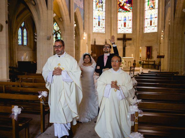 Le mariage de Ludovic et Nathalie à Paris, Paris 23