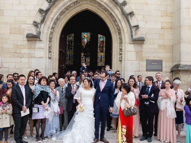 Le mariage de Ludovic et Nathalie à Paris, Paris 25