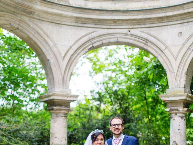Le mariage de Ludovic et Nathalie à Paris, Paris 29