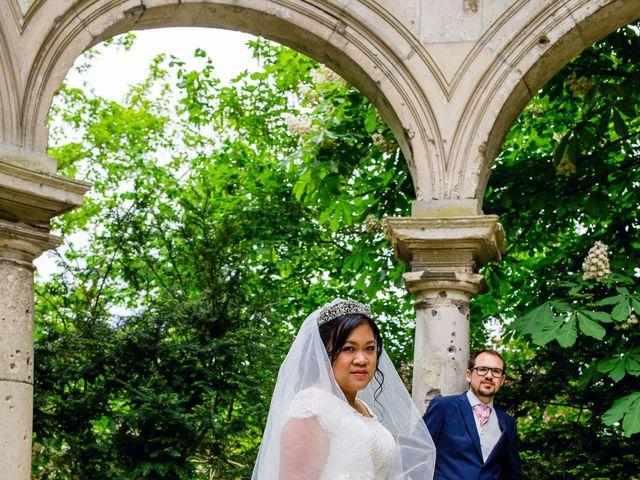 Le mariage de Ludovic et Nathalie à Paris, Paris 31