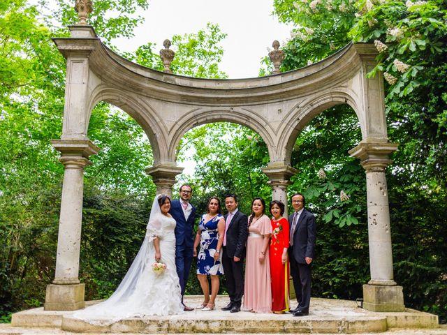 Le mariage de Ludovic et Nathalie à Paris, Paris 34