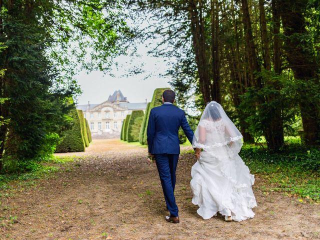 Le mariage de Ludovic et Nathalie à Paris, Paris 35