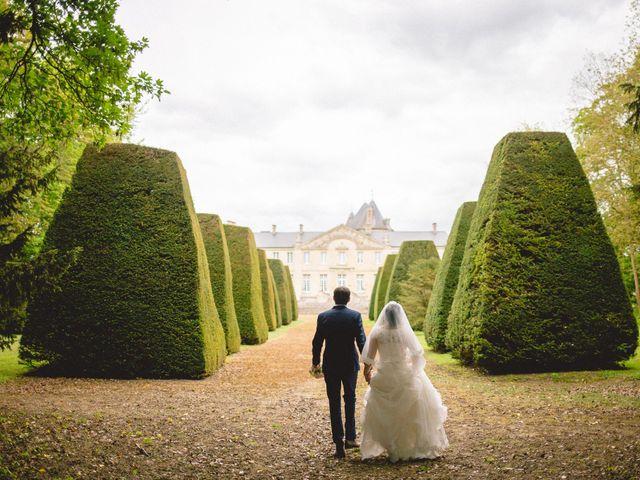 Le mariage de Nathalie et Ludovic