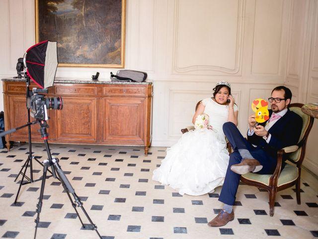 Le mariage de Ludovic et Nathalie à Paris, Paris 45