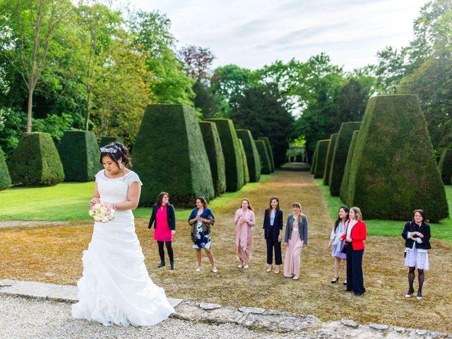 Le mariage de Ludovic et Nathalie à Paris, Paris 53