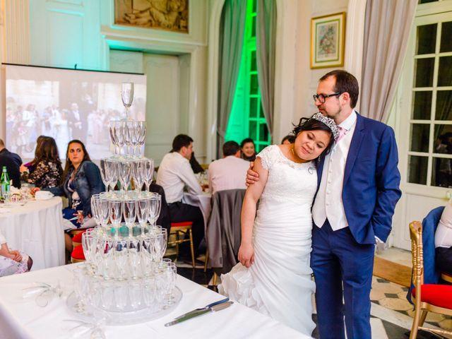 Le mariage de Ludovic et Nathalie à Paris, Paris 80