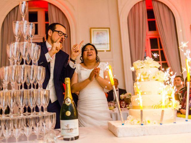 Le mariage de Ludovic et Nathalie à Paris, Paris 82
