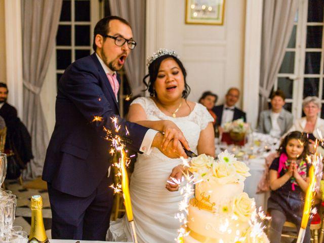 Le mariage de Ludovic et Nathalie à Paris, Paris 83