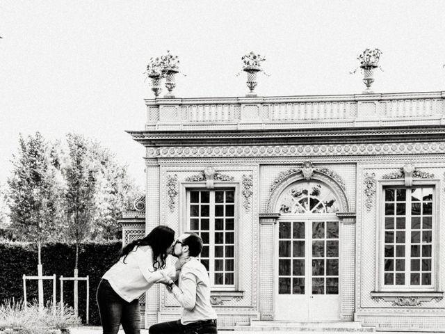 Le mariage de Ludovic et Nathalie à Paris, Paris 96