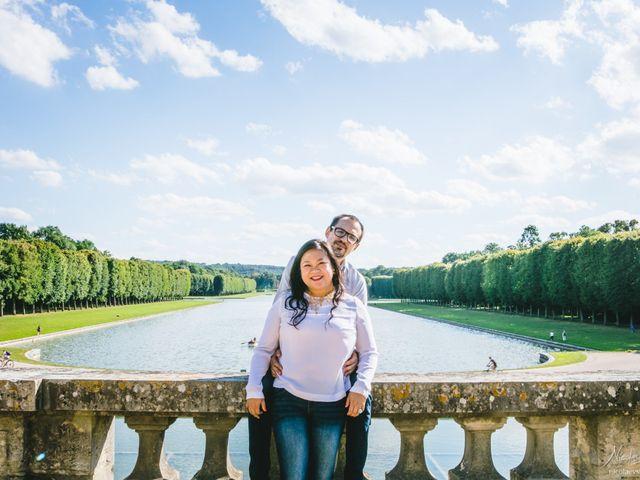 Le mariage de Ludovic et Nathalie à Paris, Paris 98