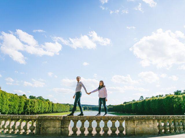 Le mariage de Ludovic et Nathalie à Paris, Paris 100
