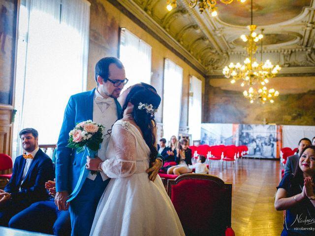 Le mariage de Ludovic et Nathalie à Paris, Paris 107