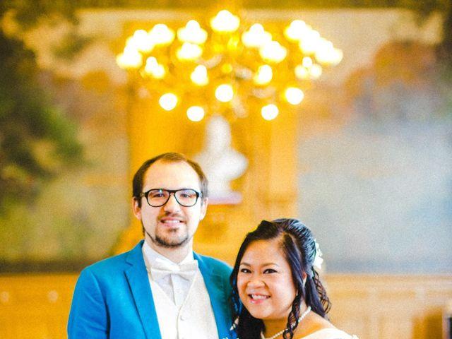 Le mariage de Ludovic et Nathalie à Paris, Paris 109