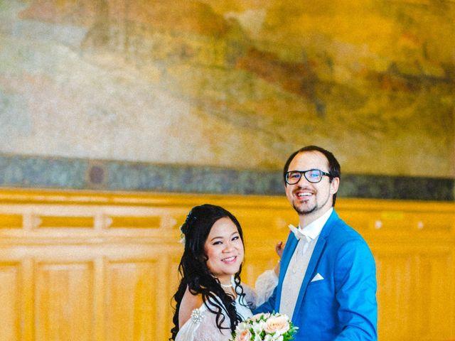 Le mariage de Ludovic et Nathalie à Paris, Paris 111