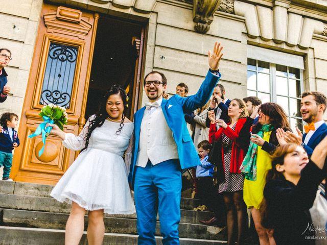 Le mariage de Ludovic et Nathalie à Paris, Paris 112