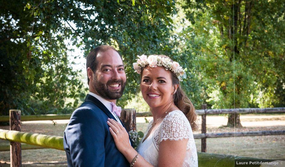 Le mariage de Mickael et Carole à Paray-Douaville, Yvelines