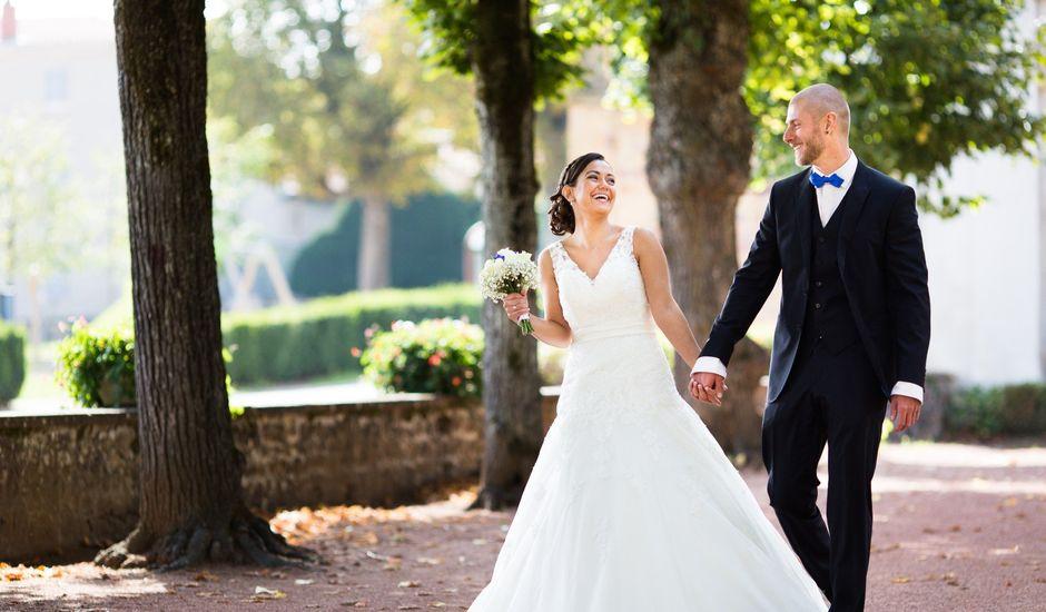 Le mariage de Nicolas et Cécile à Fontaines-sur-Saône, Rhône
