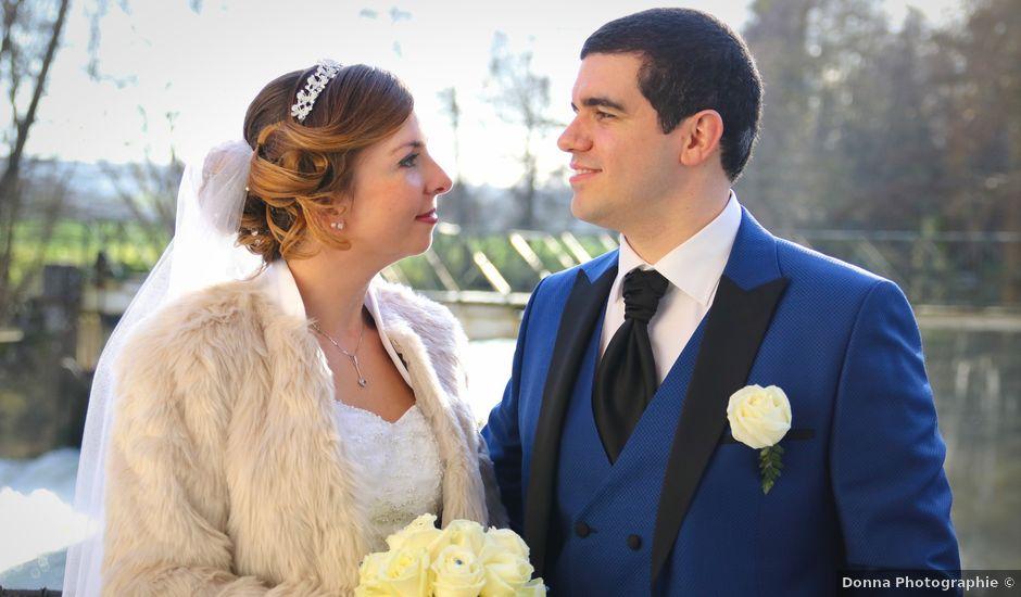 Le mariage de Dorian et Julie à Couilly-Pont-aux-Dames, Seine-et-Marne
