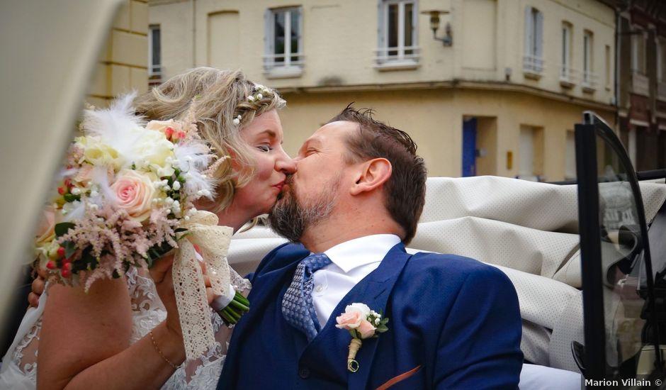 Le mariage de Ludovic et Carole à Fleury-sur-Andelle, Eure