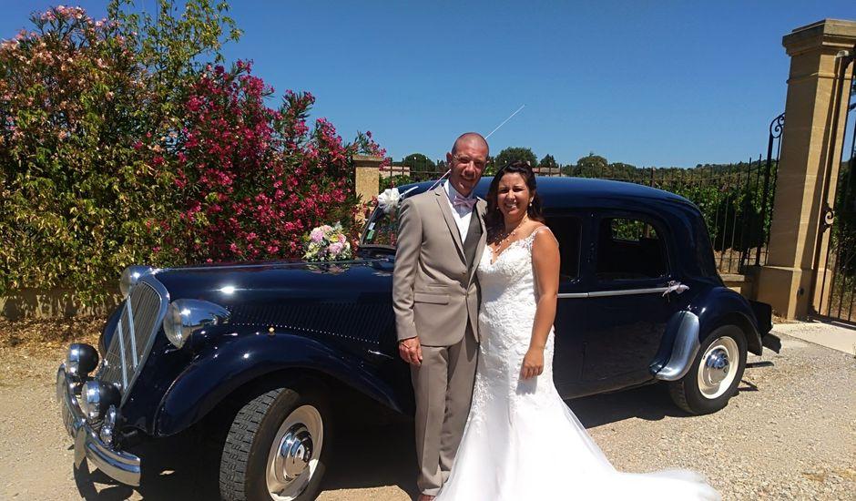 Le mariage de Christophe et Caroline à Le Pouget, Hérault