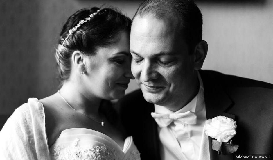 Le mariage de Adrien et Marjorie à Gougenheim, Bas Rhin