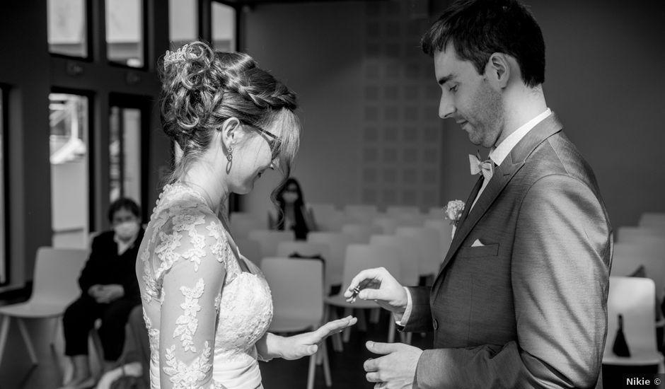 Le mariage de Antoine et Julie à Carrières-sous-Poissy, Yvelines