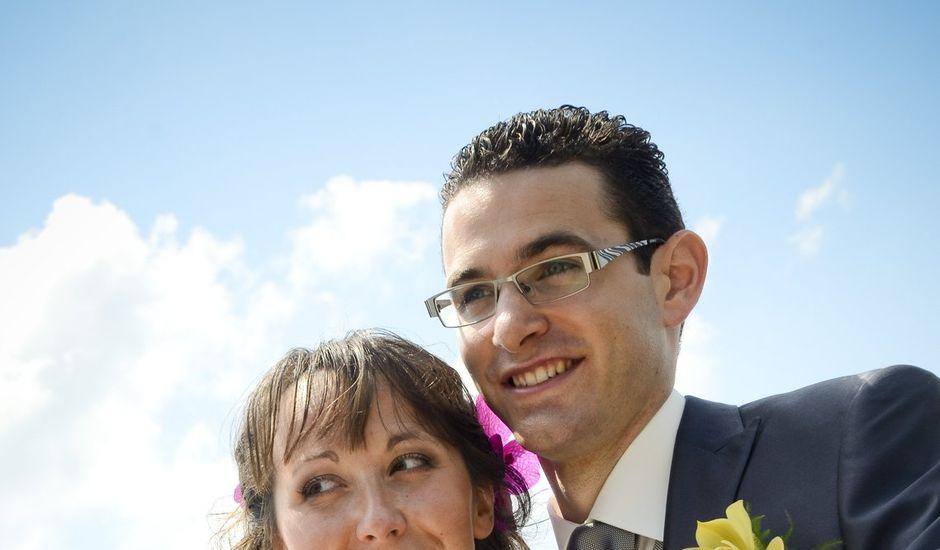 Le mariage de Audrey et Brice à Brienne-le-Château, Aube