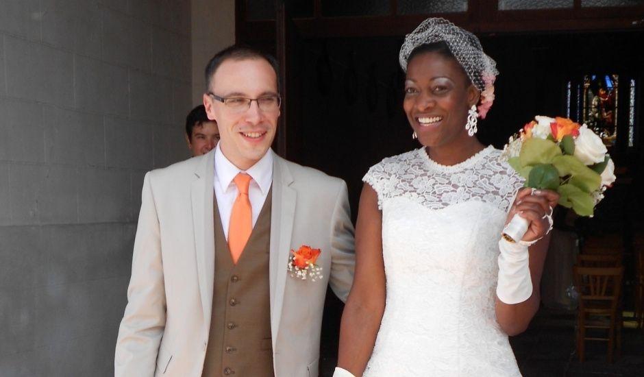 Le mariage de Cathy et Sébastien à Orgères, Ille et Vilaine