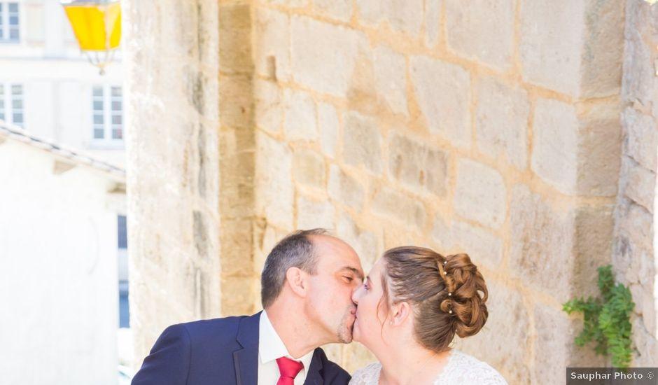 Le mariage de Yannick et Aline à Montignac-Charente, Charente